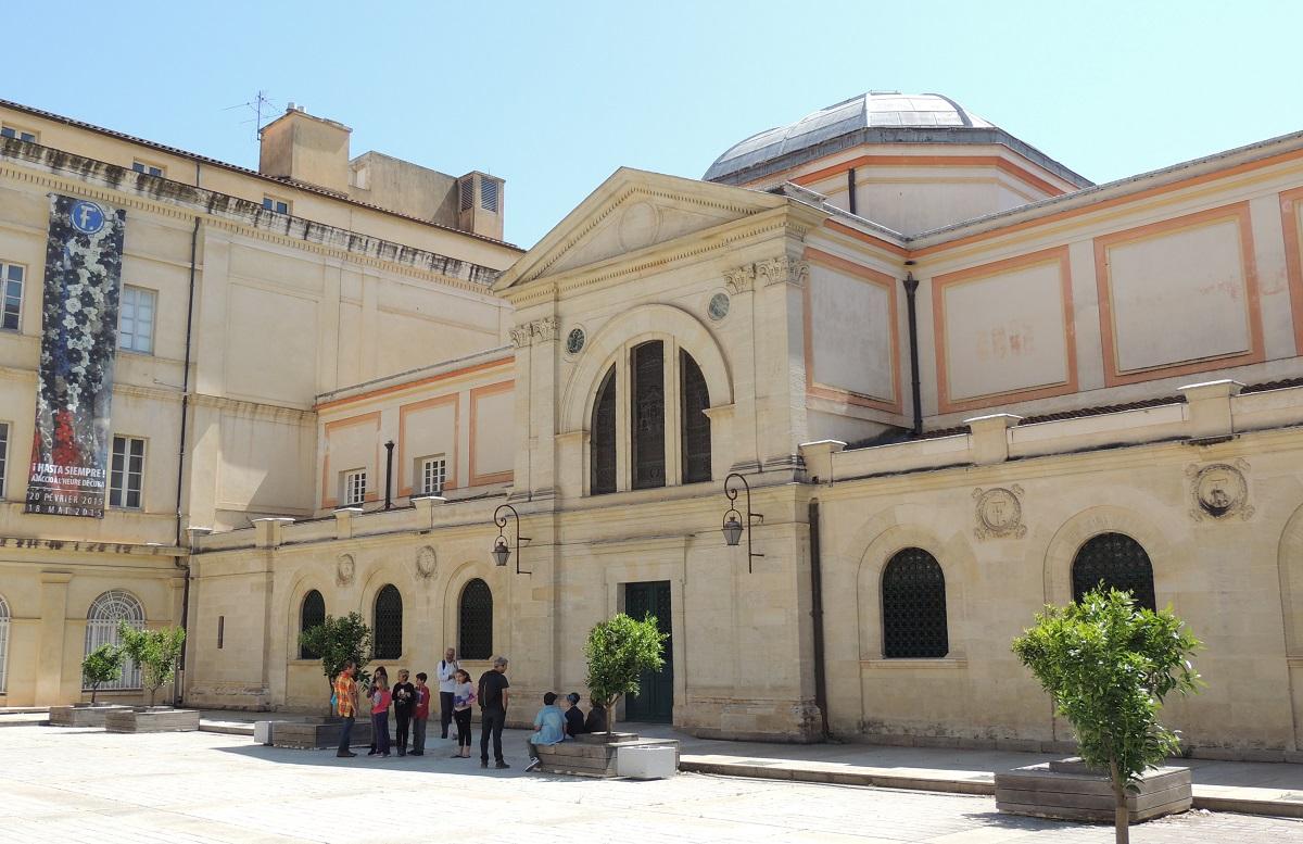 Imperial Chapel, Ajaccio