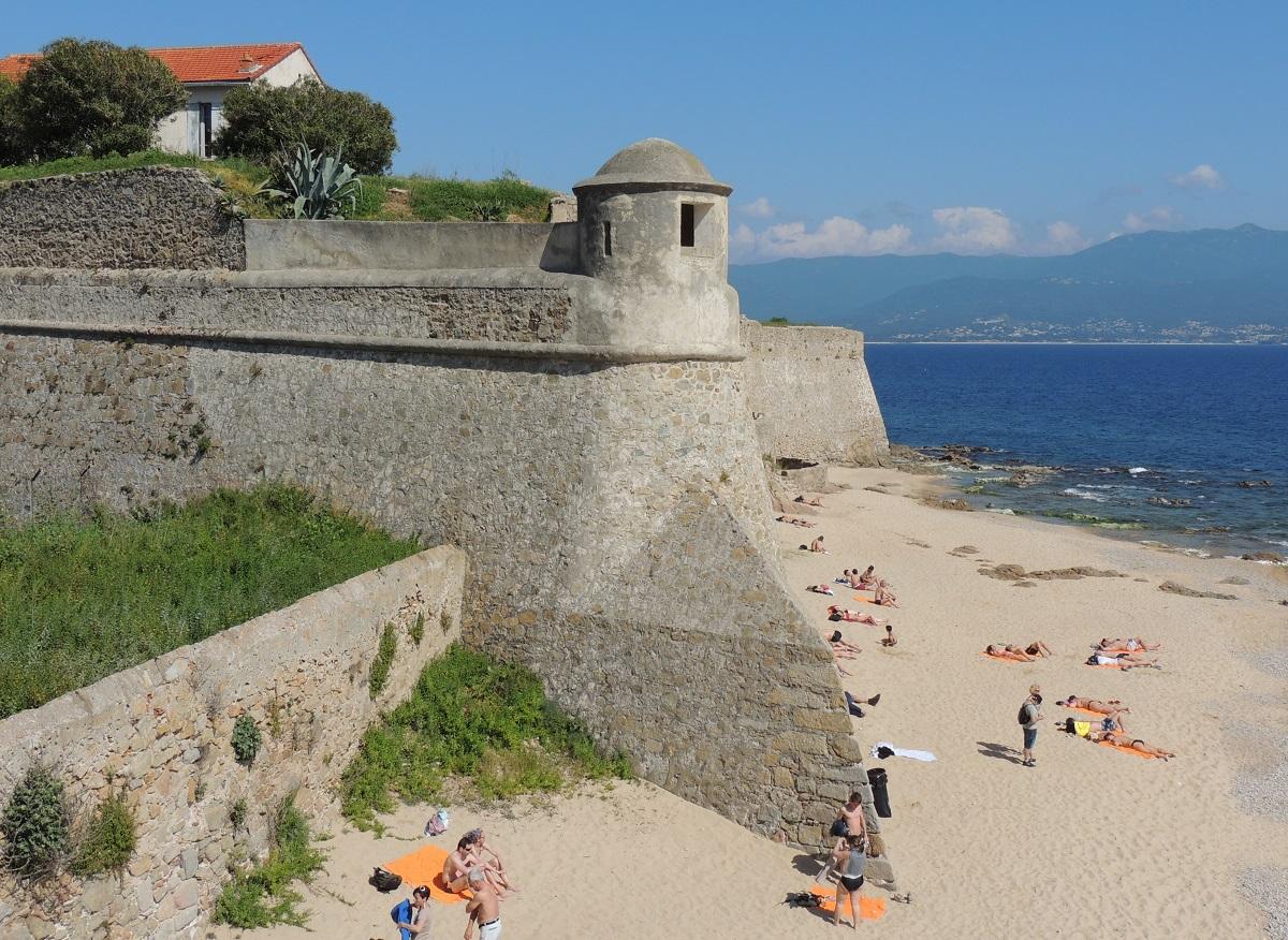 Citadel, Ajaccio