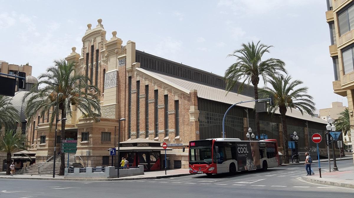 Mercado Central, Alicante