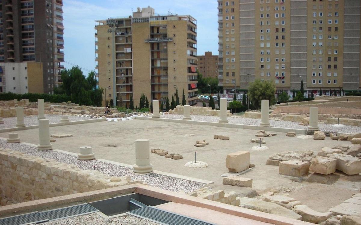 Lucentum, Alicante