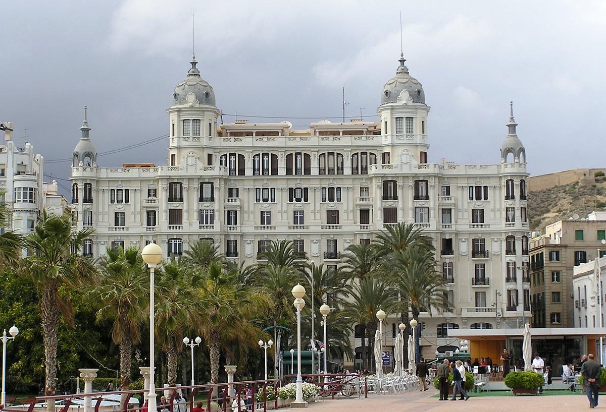 Casa Carbonell, Alicante