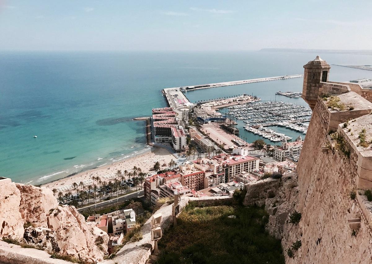 Santa Barbara Castle, Alicante