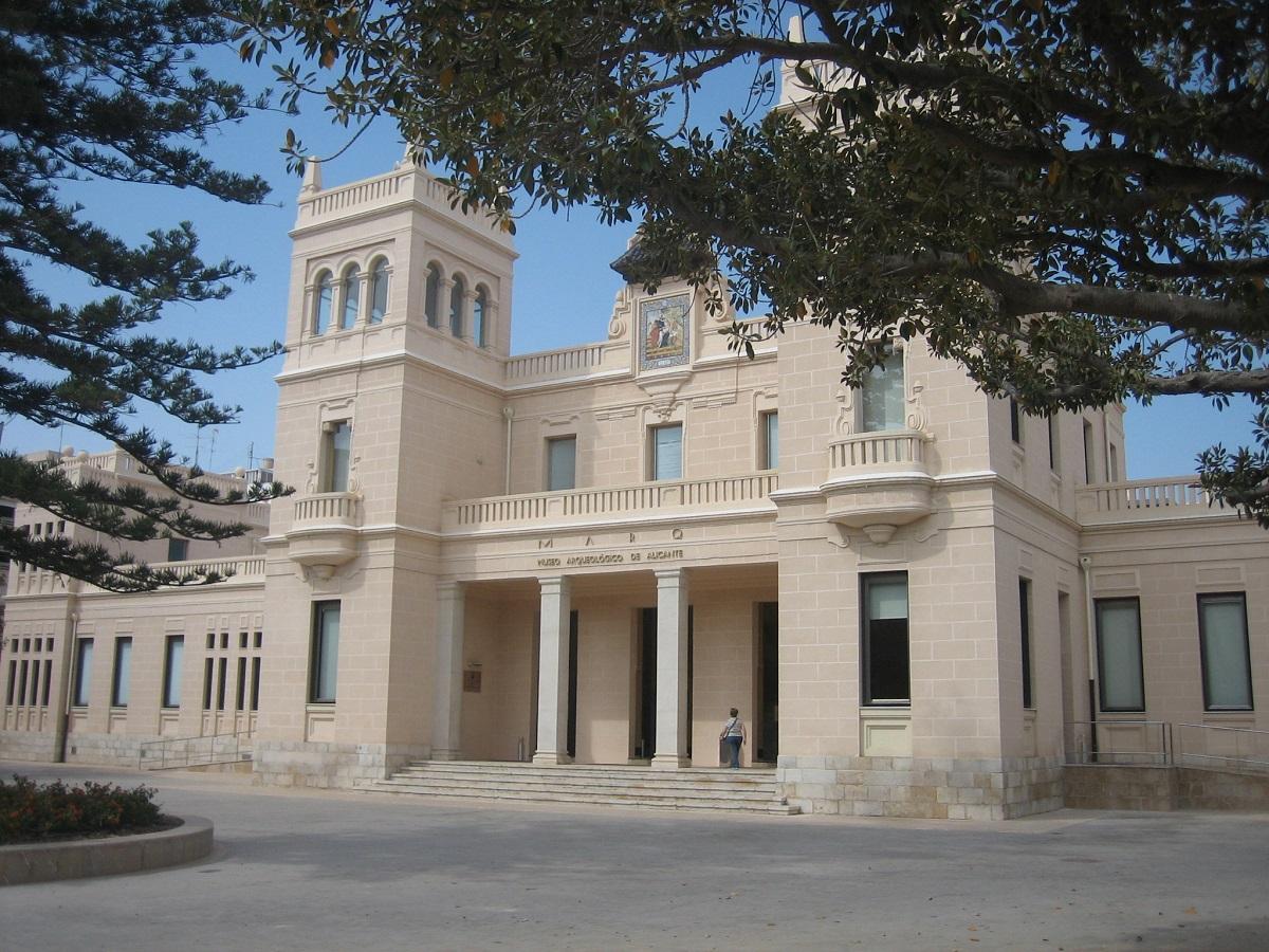 Archaeological Museum, Alicante
