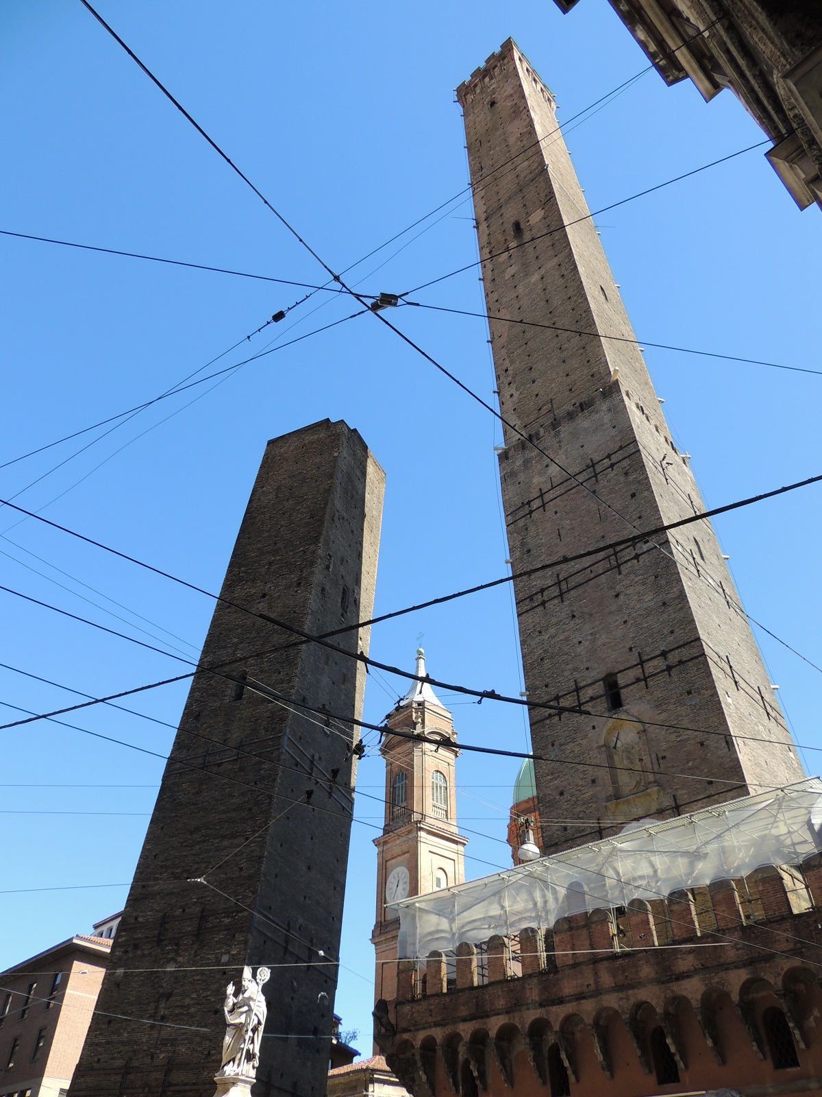Two Towers, Bologna