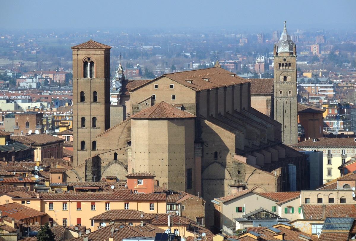St Petronius Basilica, Bologna