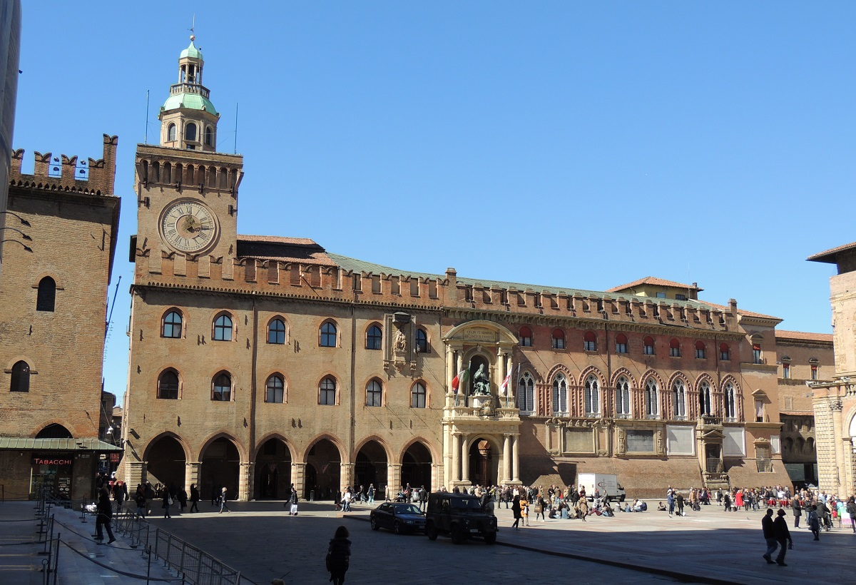 Accursio Palace, Bologna