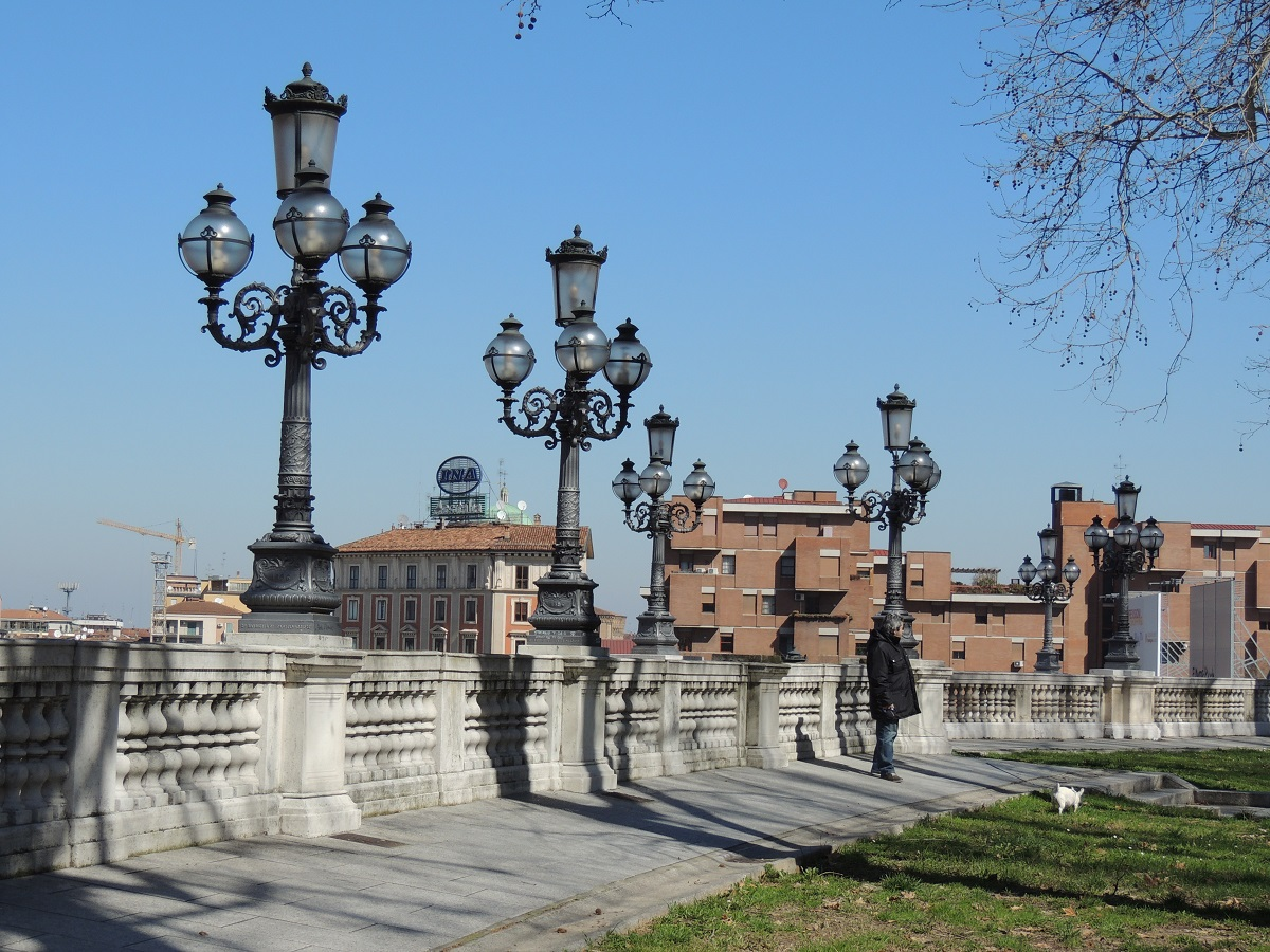 Montagnola Park, Bologna