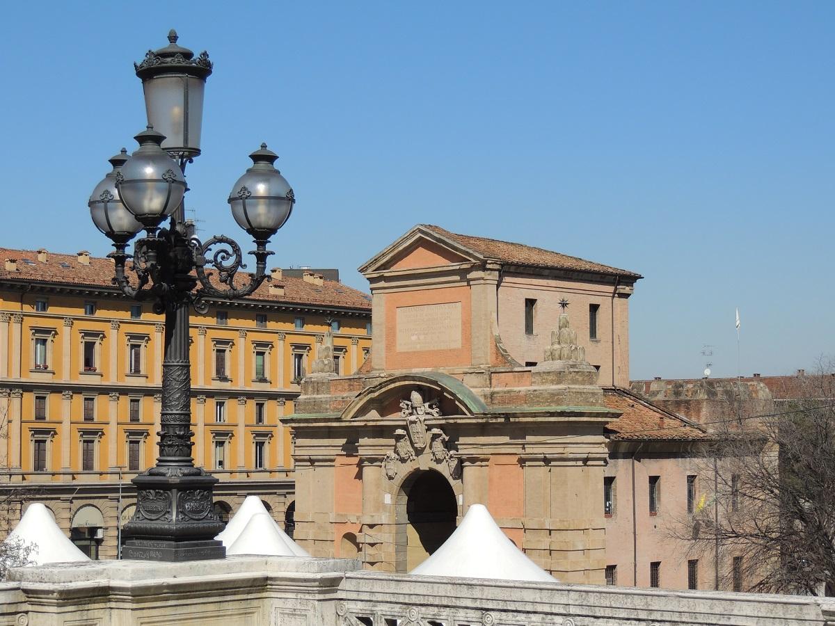 Galliera Gate, Bologna