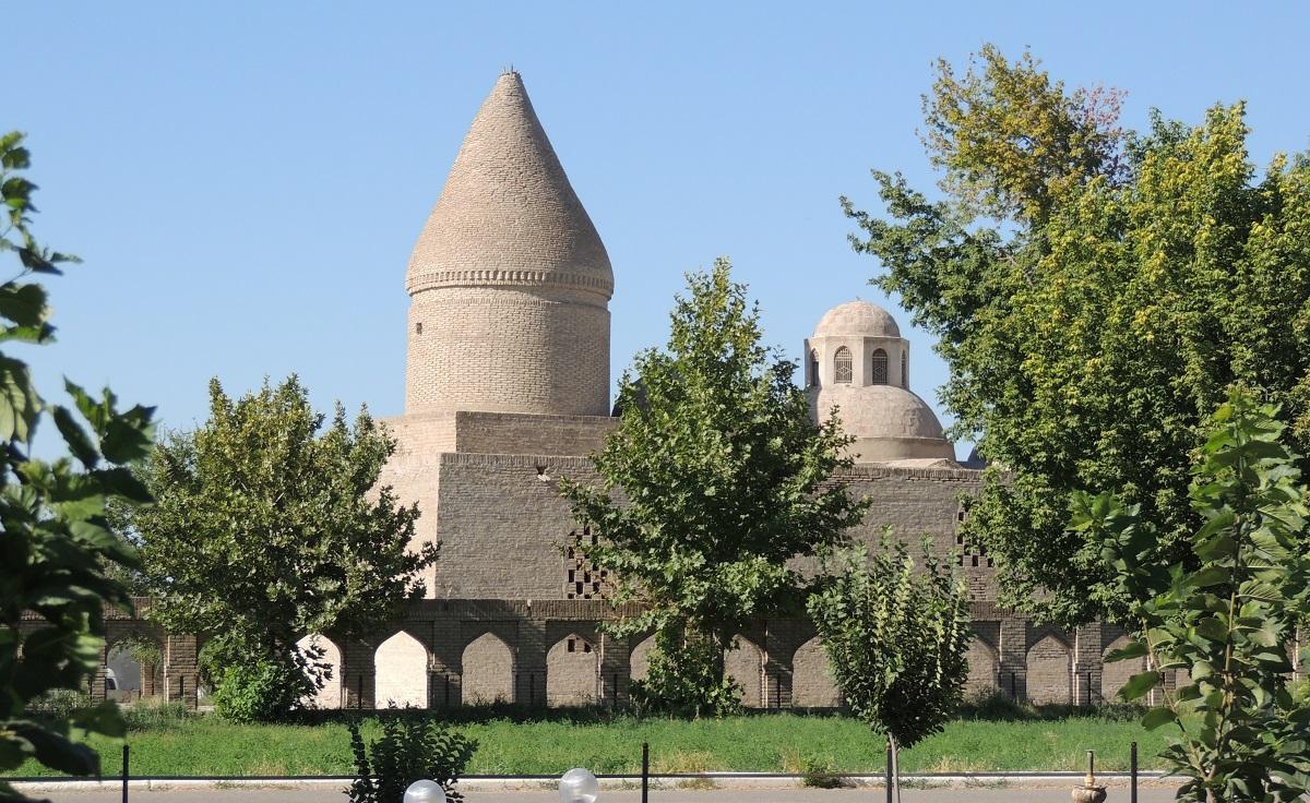 Chashma Ayub, Bukhara