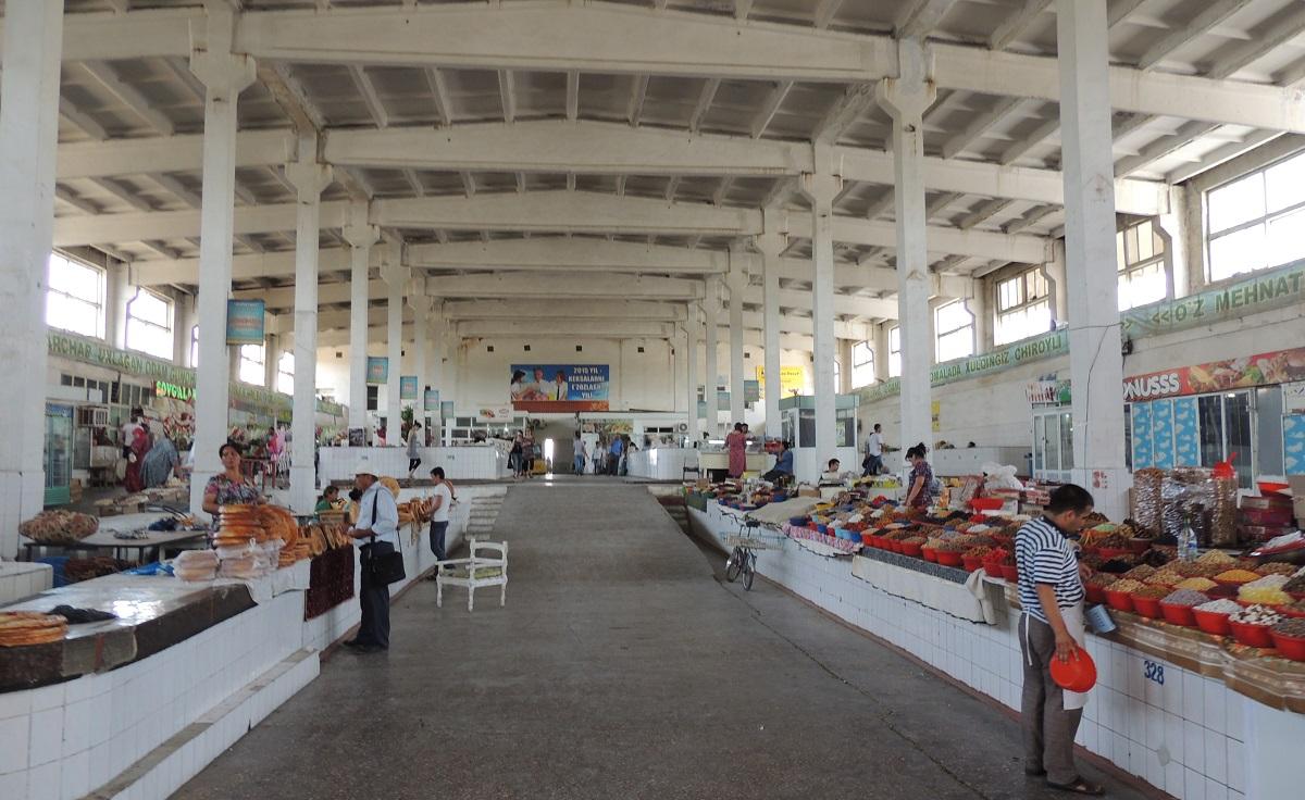 Bukhara Food Market