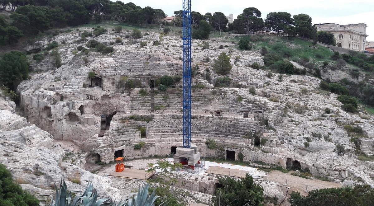 Roman Amphitheater, Cagliari