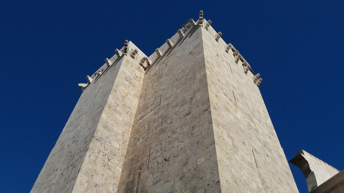 Elephant Tower, Cagliari