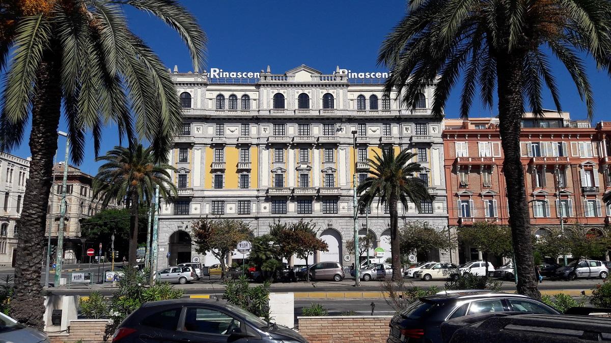 La Rinascente, Cagliari