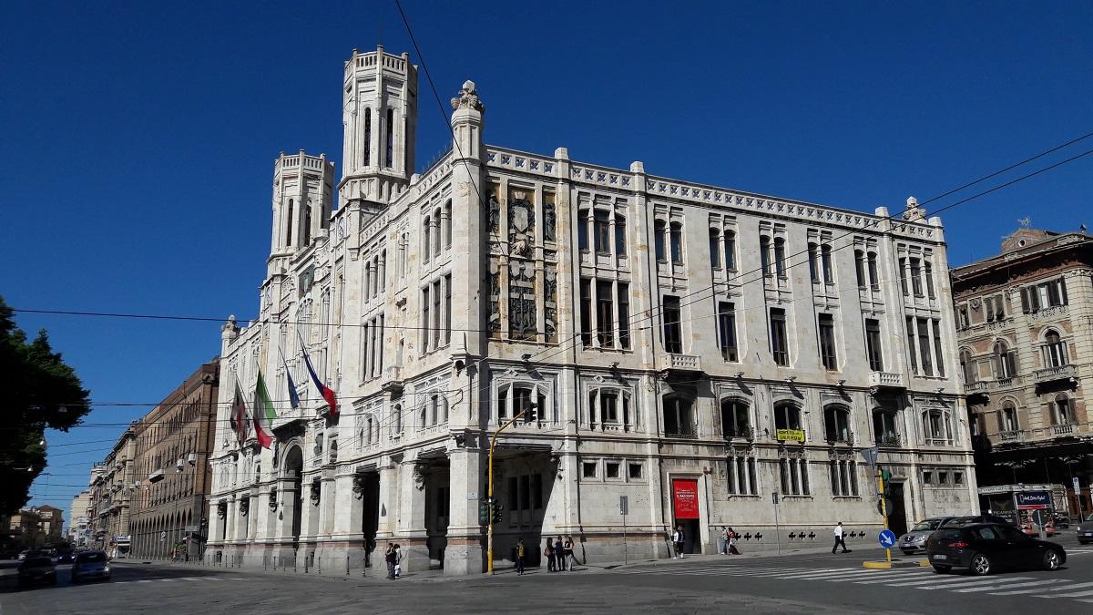 Cagliari City Hall
