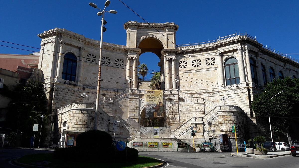 Piazza Constituzione, Cagliari