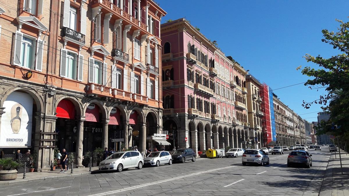 Via Roma, Cagliari