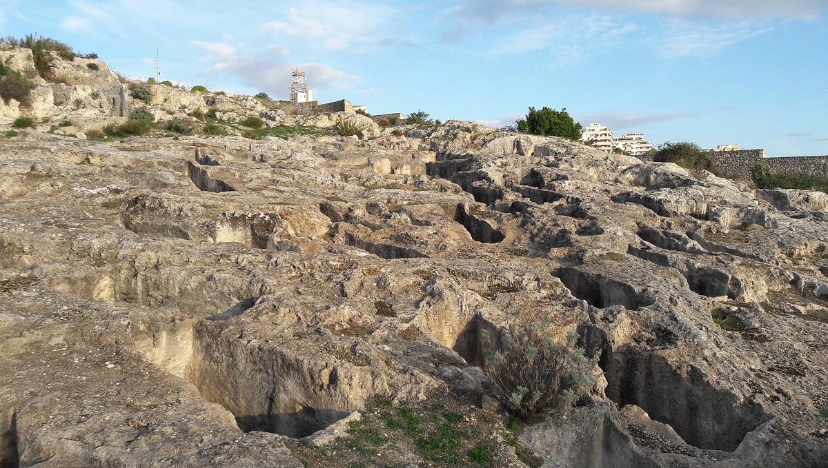 Tuvixeddu Necropolis, Cagliari