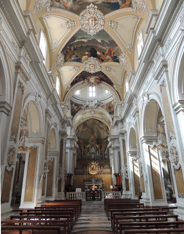 Basilica Collegiata, Catania