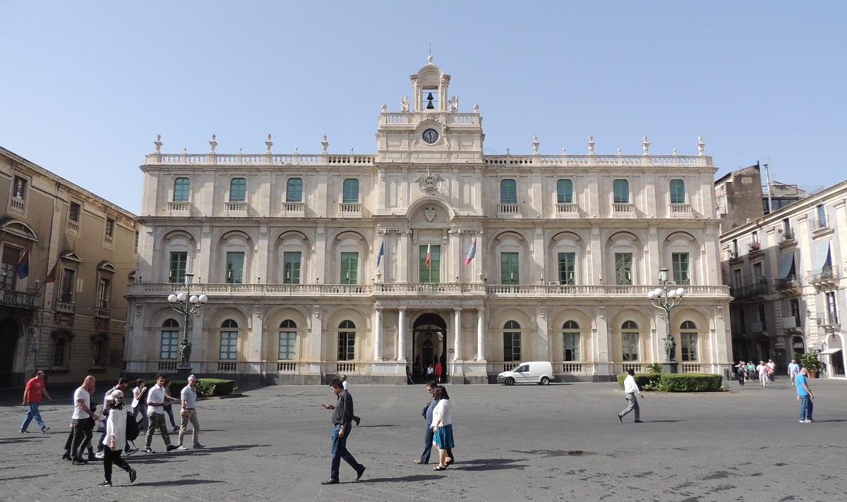 University Palace, Catania