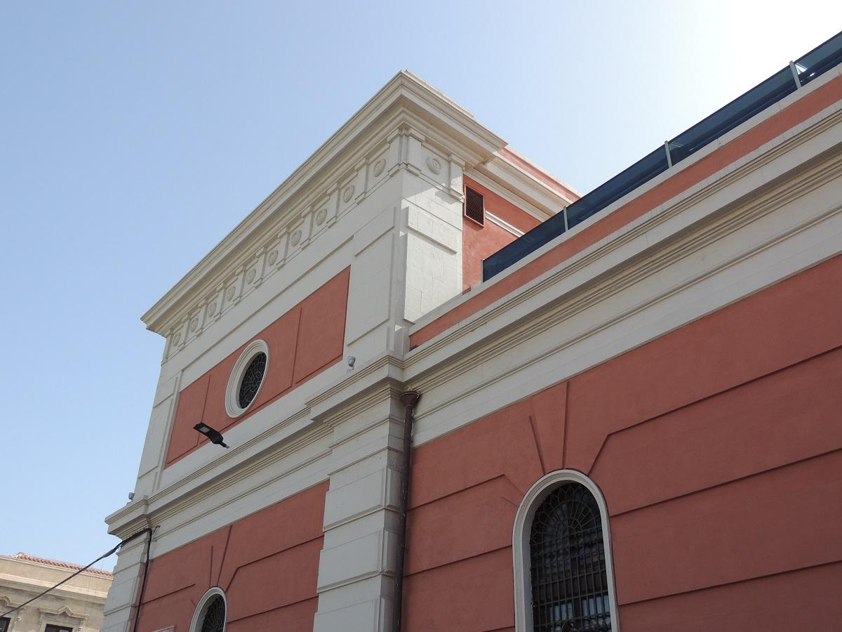 Customs House, Catania