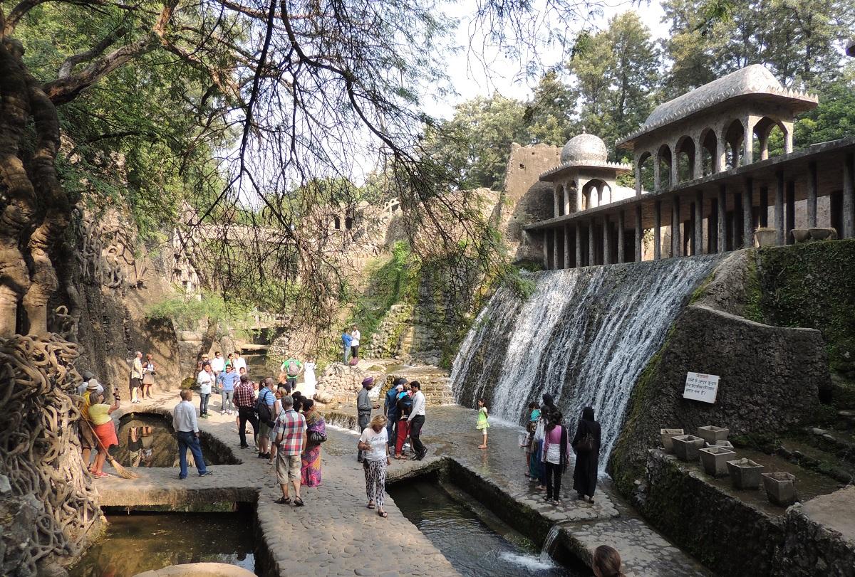Nek Chand Rock Garden, Chandigarh