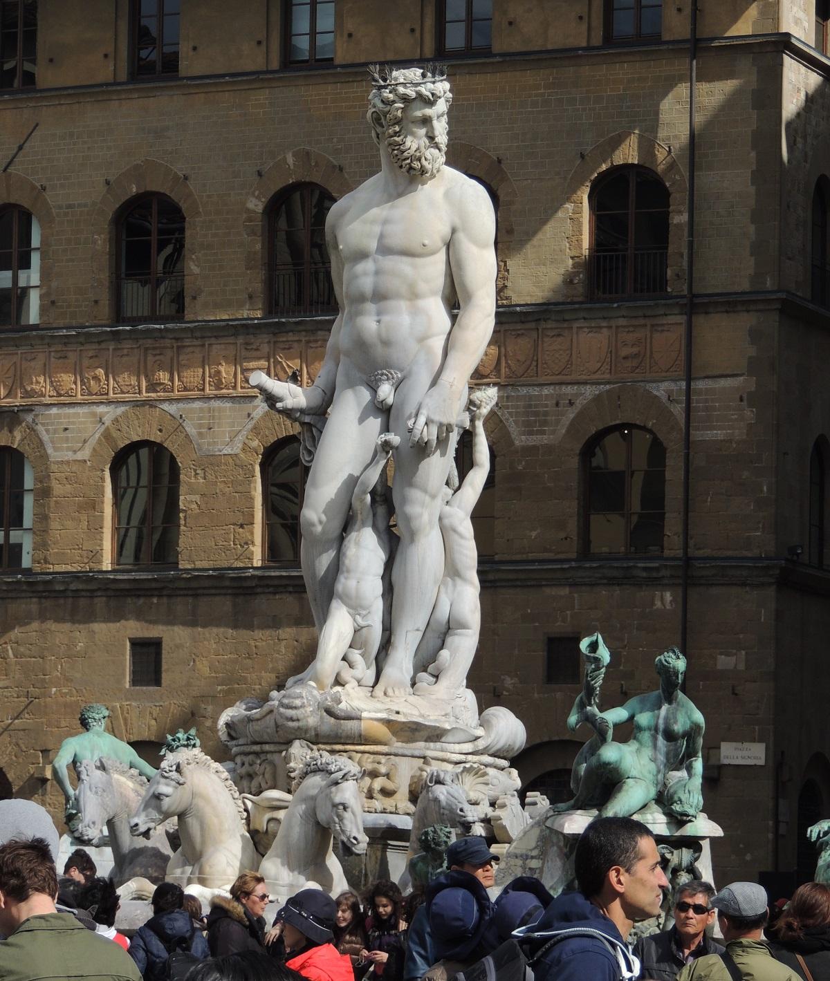 Signoria Square, Florence
