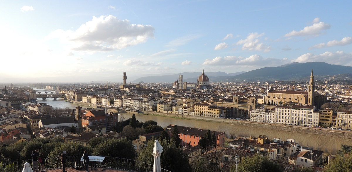 Michelangelo Square, Florence