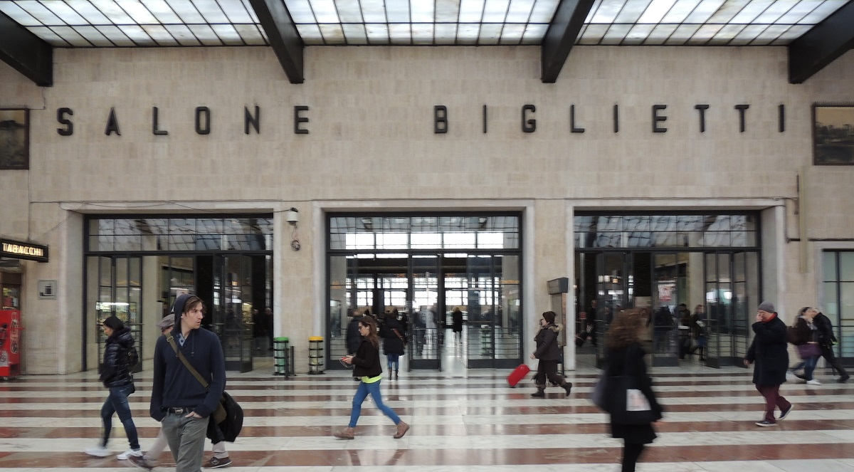Florence Railway Station