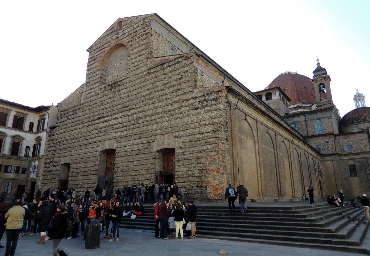 Basilica San Lorenzo, Florence