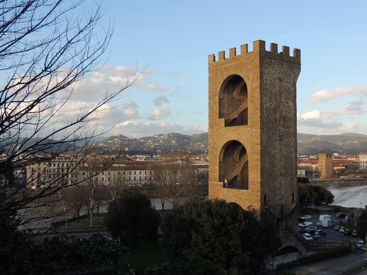 Porta San Niccolo, Florence
