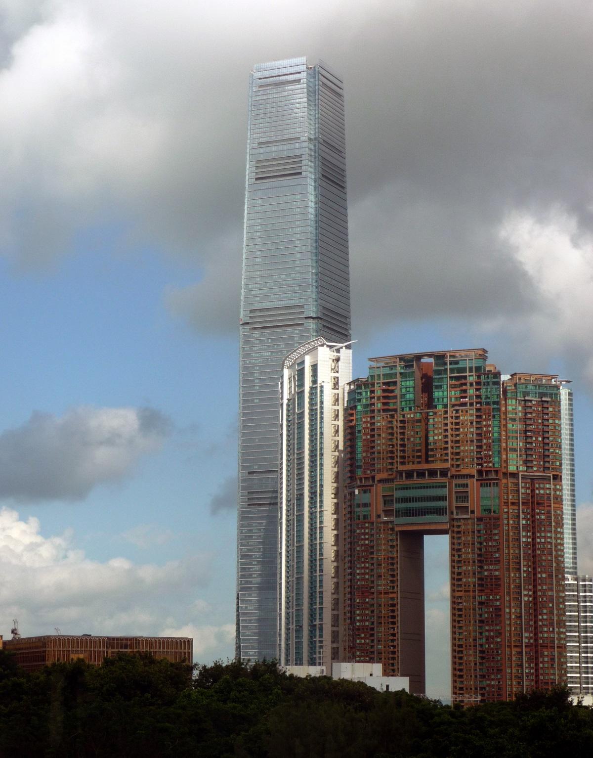 International Commerce Center, Hong Kong