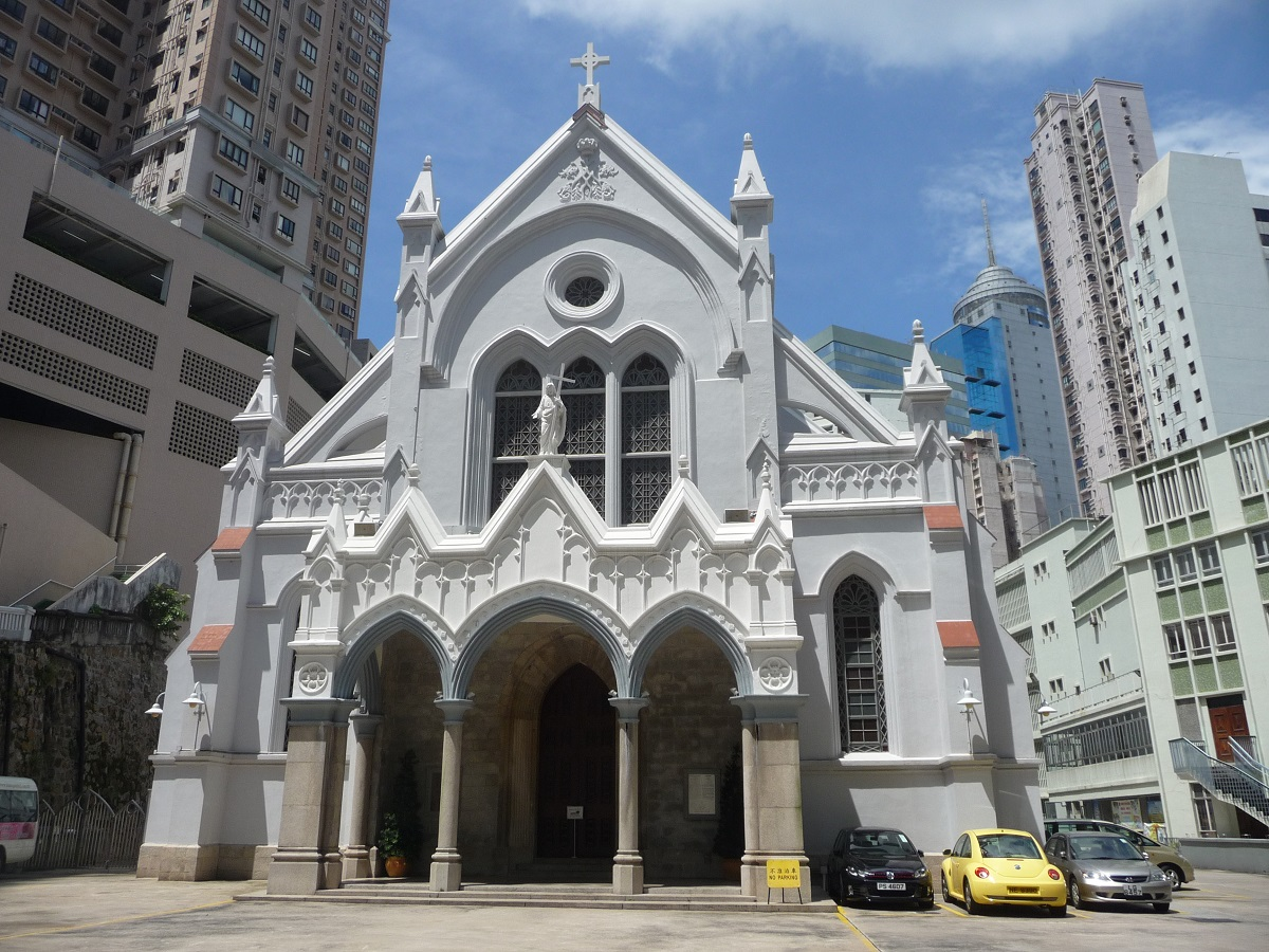 Immaculate Conception Cathedral, Hong Kong