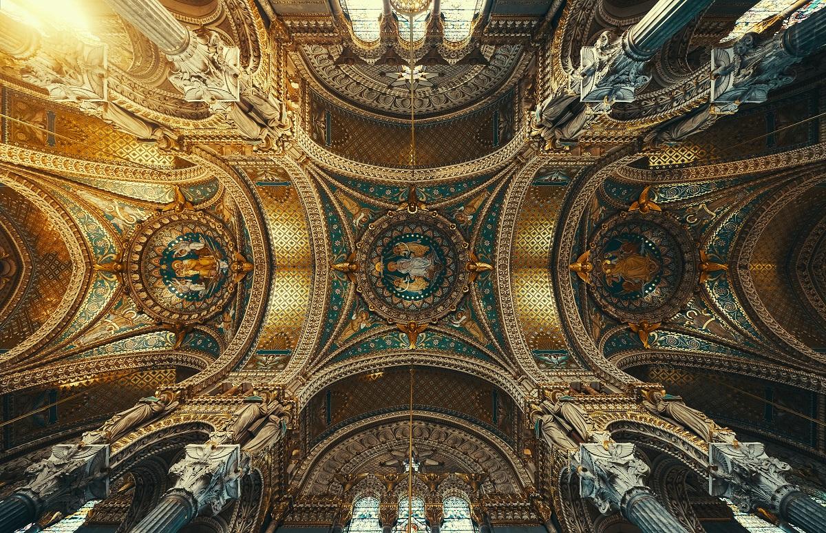 Fourviere Basilica, Lyon