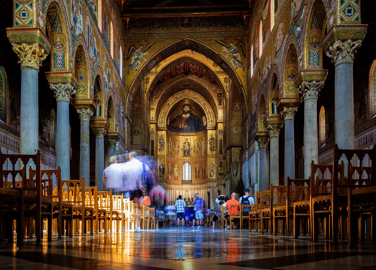 Monreale Cathedral, Italy