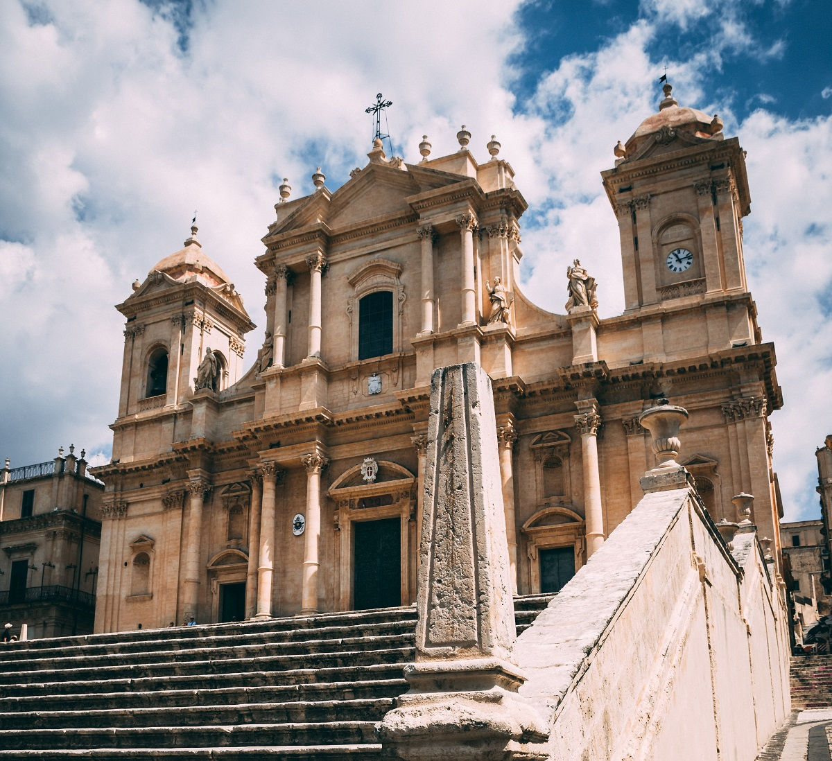 Noto Cathedral, Italy