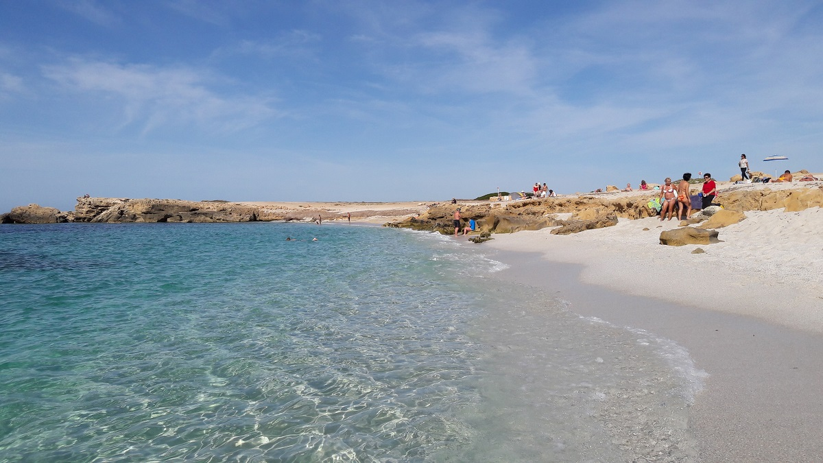 Is Arutas Beach, Italy