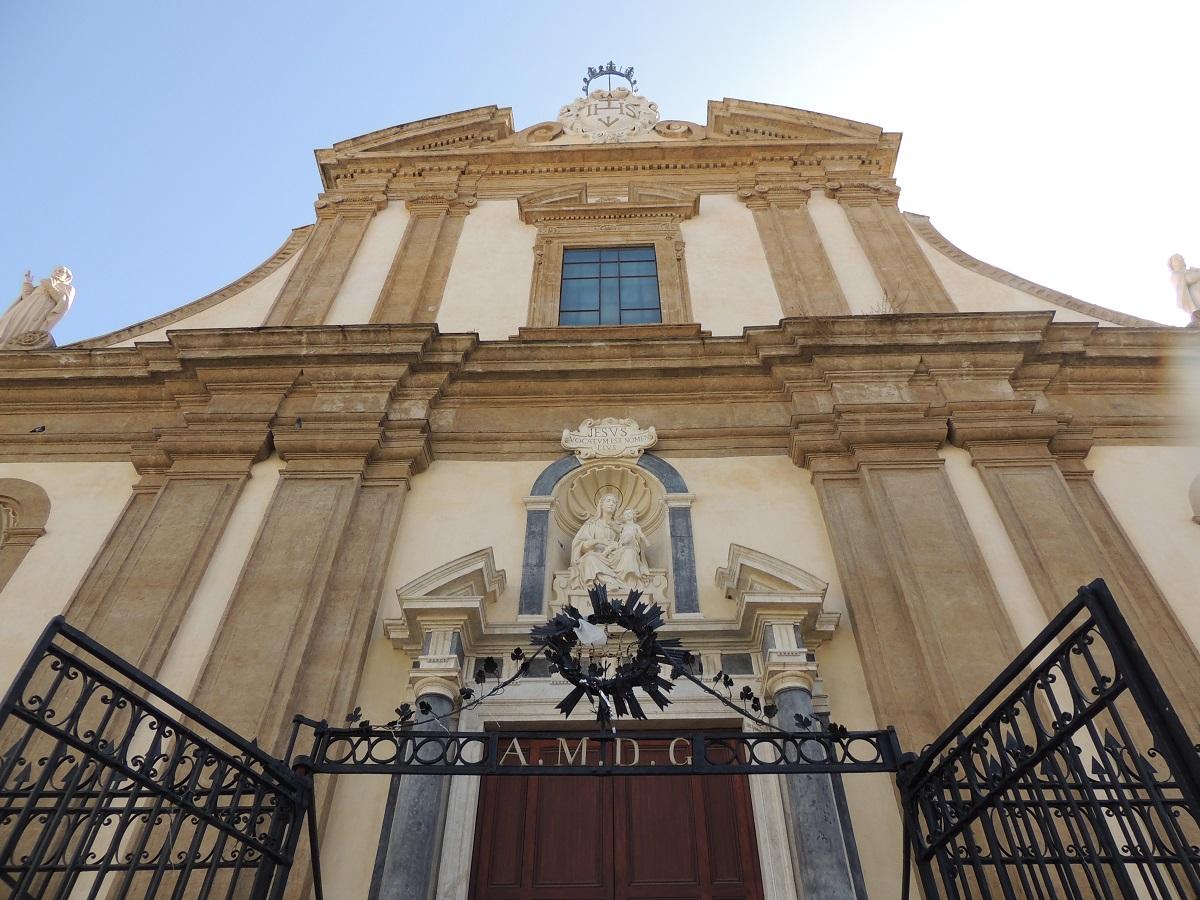 Church of the Gesu, Palermo