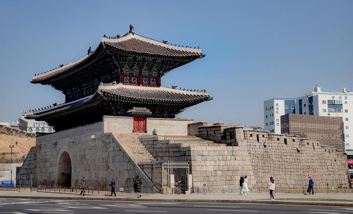 Heung Injimun Gate, Seoul