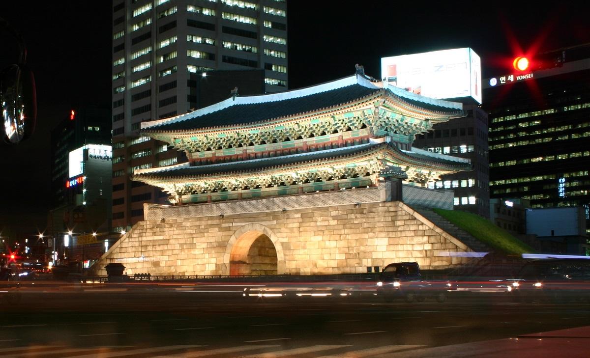 Seungnyemun Gate, Seoul