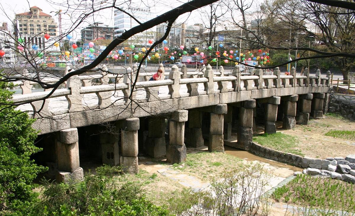 Supyo Bridge, Seoul