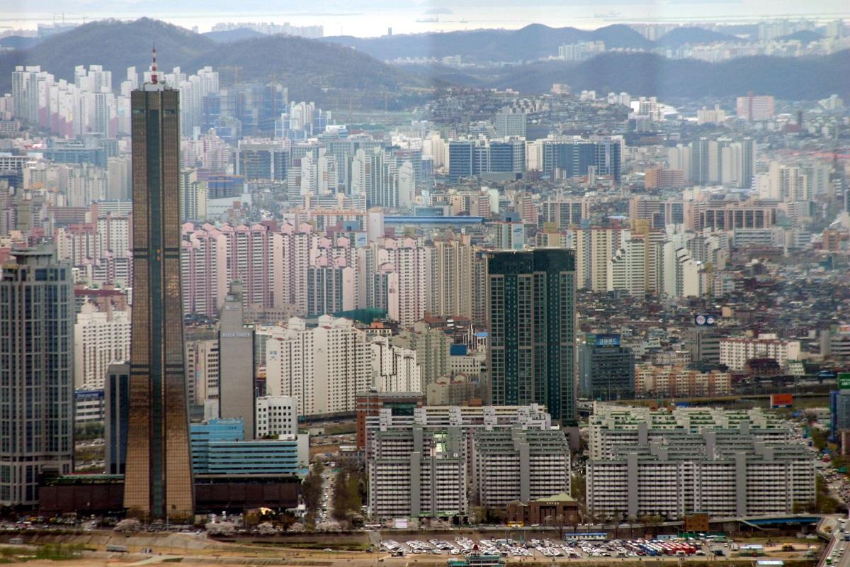 KLI63 Building, Seoul