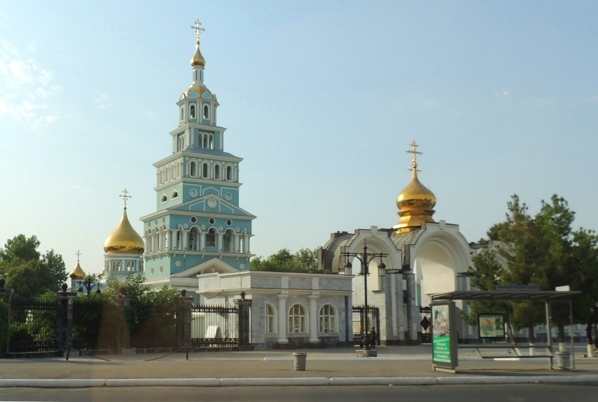 Uspensky Cathedral, Tashkent
