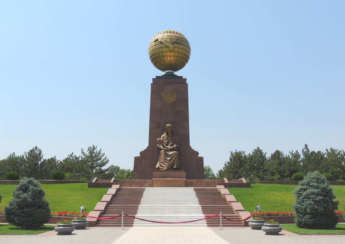 Independence Monument, Tashkent