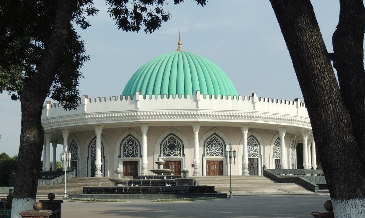 Amir Timur National Museum, Tashkent