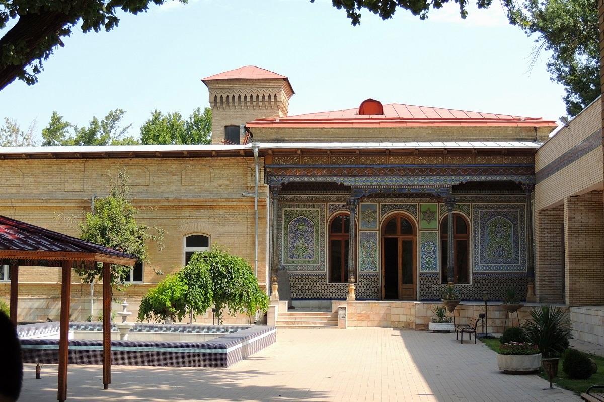 Museum of Applied Art, Tashkent
